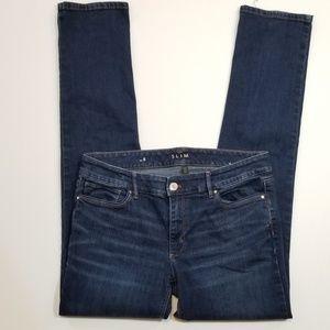 NWOT White House Black Market The Slim Jeans